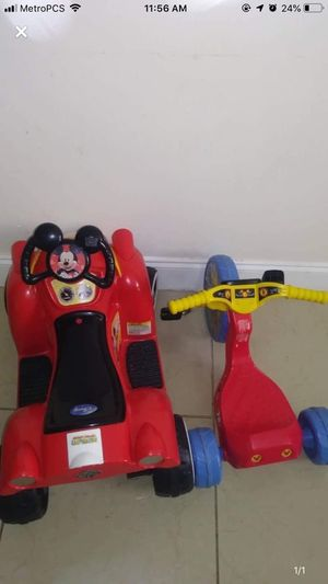 Mickey rides for Sale in North Lauderdale, FL