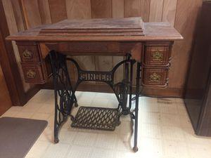 Antique Singer Treadle Sewing Machine for Sale in Waynesboro, PA