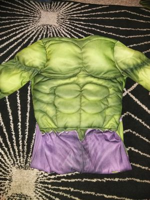 Hulk costume for Sale in Northbrook, IL