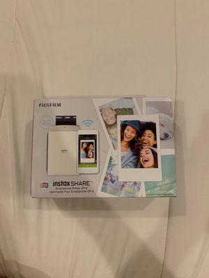 FujiFilm Intax Share SP-2 mobile printer for Sale in Gardena, CA