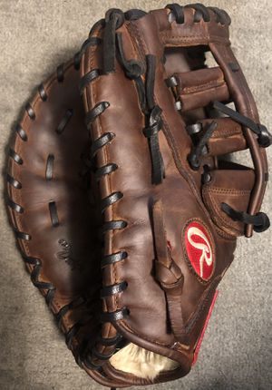 Left-Handed Throw Rawlings Sandlot Series First Base Mitt for Sale in Hacienda Heights, CA