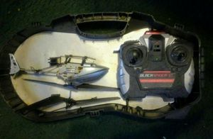 Black Spider Remote Helicopter for Sale in Prospect, VA
