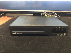 Sanyo DVD Player for Sale in San Antonio, TX