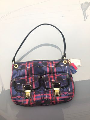 Coach bag, special edition, one of a few for Sale in Chula Vista, CA