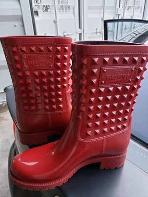 Valentino rain boots for Sale in Huntington Beach, CA