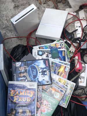 Ps2 and Wii and games for Sale in Plantation, FL