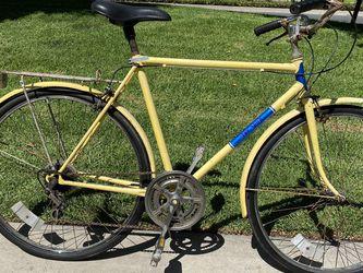 Vintage Free Spirit Bike With Bike Rack for Sale in Irvine,  CA