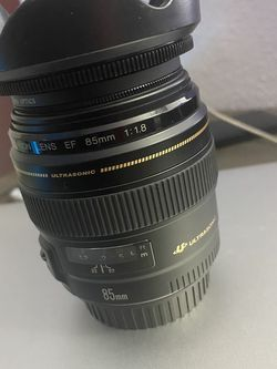 Canon 85mm for Sale in Winter Haven,  FL