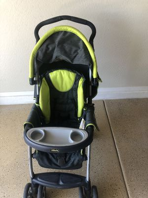Stroller with car seat and base for Sale in Gilbert, AZ