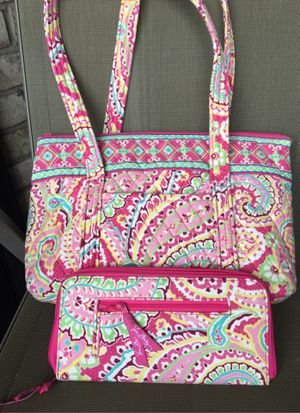 New Vera Bradley Handbag and Wallet Organizer $25 for Sale in Heidelberg, PA