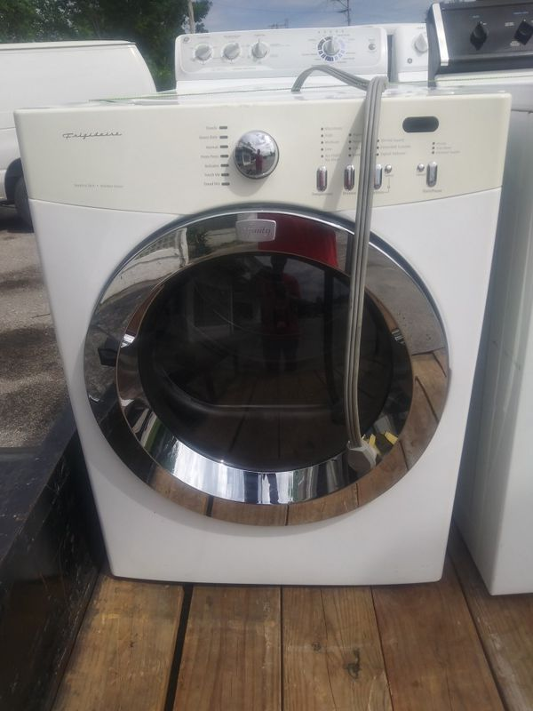 Front loader dryer