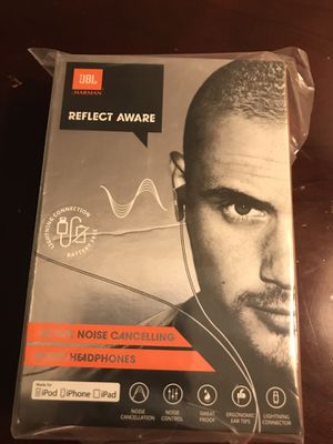 JBL sport headphones - New in box for Sale in Fairfax, VA