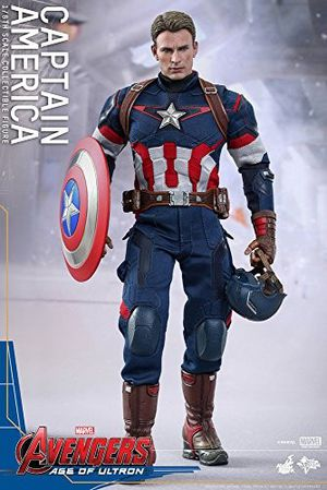 Captain America Age Of Ultron Hot Toy for Sale in Chicago, IL