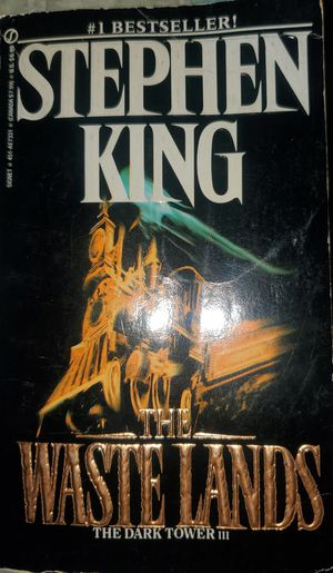 Stephen King, The Wastelands for Sale in Grand Terrace, CA