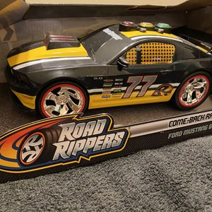 Road Rippers Mustang GT kids Toy Car for Sale in Port St. Lucie, FL