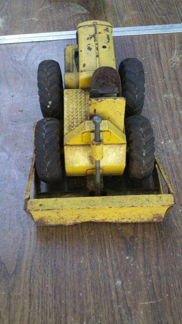 Vintage Steel Ny-Lint Tournadozer