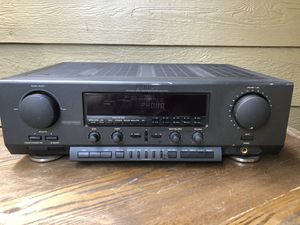 Phillips FR968 Surround Sound Stereo Receiver - tested for Sale in Fresno, CA