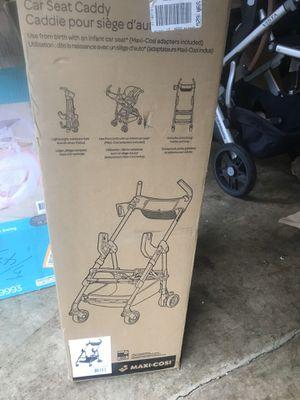 Maxi cosi car seat stroller for Sale in Portland, OR