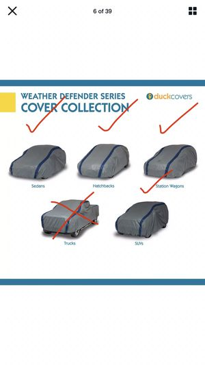 Car cover - heavy duty for Sale in San Diego, CA