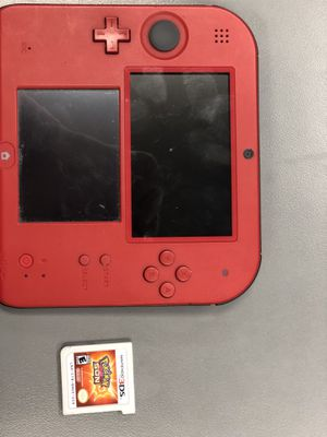 Nintendo 3DS and game new condition for Sale in Belleville, IL