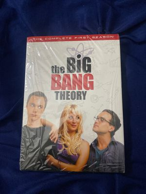 The Big Bang Theory Complete First Season DVD for Sale in New York, NY