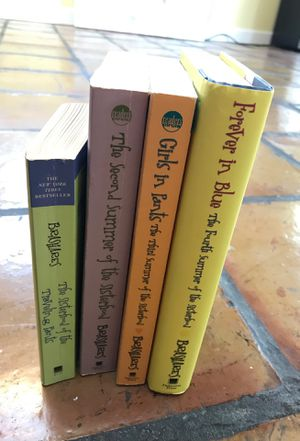 Sisterhood of the Traveling Pants series by Ann Brashares (Four books) for Sale in Los Angeles, CA