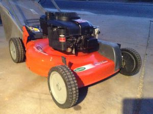Scotts 6hp self propelled lawn mower for Sale in Mesa, AZ