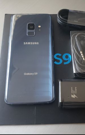 Samsung Galaxy S9, Factory Unlocked.. Excellent Condition. for Sale in Springfield, VA
