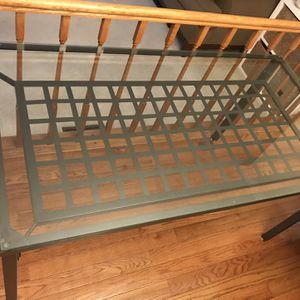 Glass Table for Sale in Burke, VA