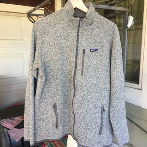 Patagonia L Sweater for Sale in Palo Alto, CA