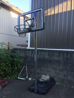Basketball hoop for Sale in Kent, WA