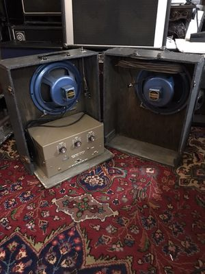 All Tube Suitcase Guitar Amplifier for Sale in Puyallup, WA