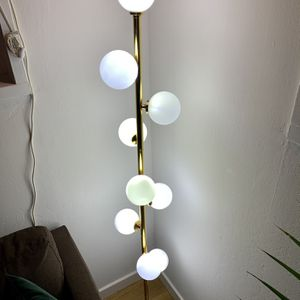 Beautiful Modern Gold Lamp for Sale in Oakland, CA