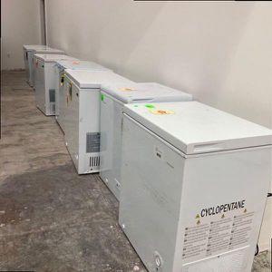 Thomson Deep Freezers QR for Sale in Fontana, CA