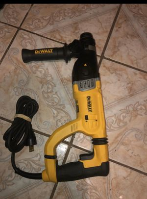 DEWALT SDS ROTARY HAMMER DRILL for Sale in Houston, TX