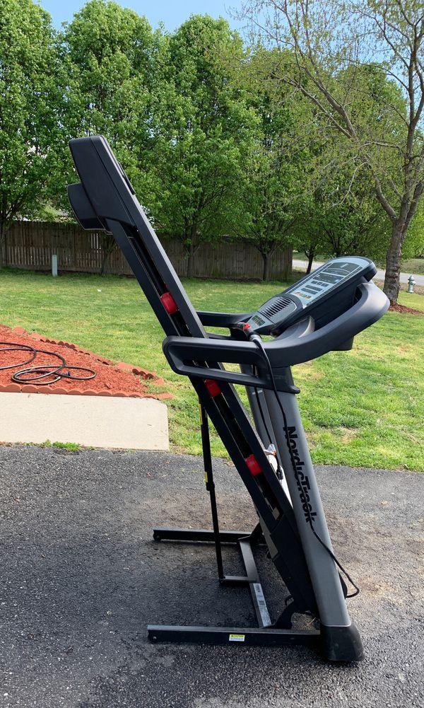 NordicTrack C850S treadmill