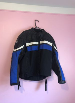 Motorcycle jacket new condition size large for Sale in Dearborn Heights, MI