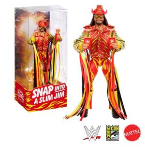 WWE Macho Man Randy Savage Elite Collection Action Figure - Convention Exclusive for Sale in Palmdale, CA