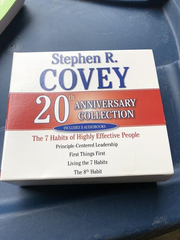 Stephen Covey 20th Anniversary Collection