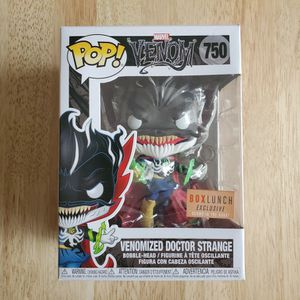 Venomized Doctor Strange GITD Box Lunch Exclusive Funko Pop! #750 for Sale in Southington, CT
