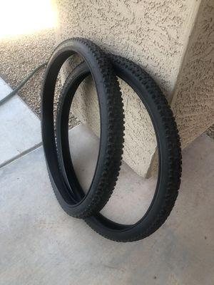 allterra mountain bike tires 27.5X2.10 for Sale in Phoenix, AZ