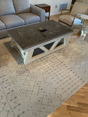 Coffee table/ Tv console for Sale in Mesa, AZ