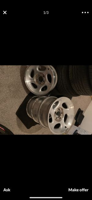Rims Ford F-150 for Sale in Winter Park, FL