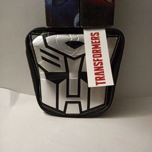 Transformers Lunchbox New, Star Trek Collector's Glasses New, Christmas Gift Idea. for Sale in Sacramento, CA