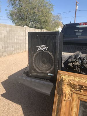 Peavey speakers for Sale in Fort McDowell, AZ