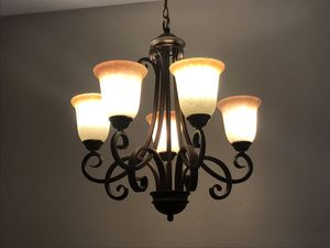 Chandelier high ceiling for Sale in Tampa, FL