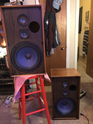 Vintage Mid 70s Marantz Imperial 7 Loudspeaker Awesome Sounf for Sale in Glendale, CO