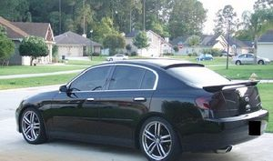 ONE.OWNER 2003 INFINITI G35 Wheelsss - FullyLoaded/CLEAN for Sale in Lexington, KY