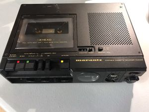 Cassette player for Sale in Los Angeles, CA