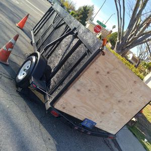 17ft Hauling/Utility trailer for Sale in Fairfield, CA